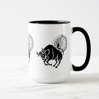 Taurus Shadow Mug