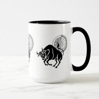 Taurus Shadow Mug