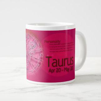 Taurus Symbol Horoscope info Mug