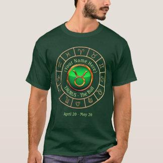 Taurus - The Bull Zodiac Sign T-Shirt