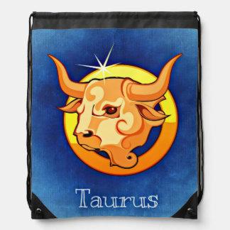 Taurus,Toro Drawstring Bag