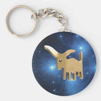 Taurus,Toro Key Ring