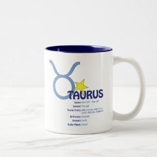 Taurus Traits Mug