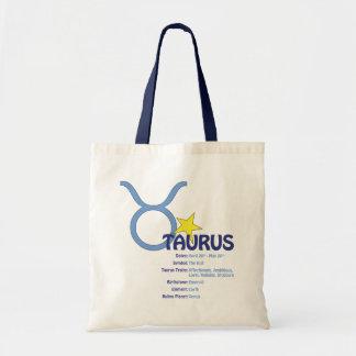 Taurus Traits Tote