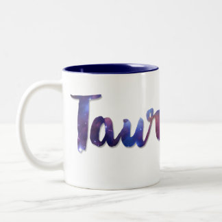Taurus Two-Toned Mug