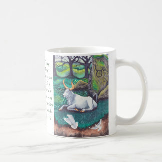 Taurus Watercolor Coffee Mug