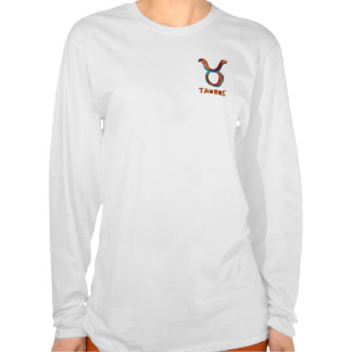 TAURUS Zodiac Astrology Astro Symbol T-shirts