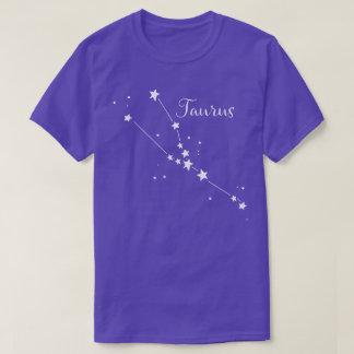 Taurus Zodiac Constellation T-shirt