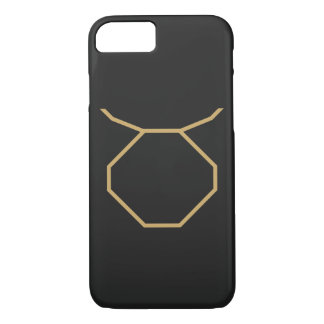 Taurus Zodiac Sign Basic iPhone 8/7 Case