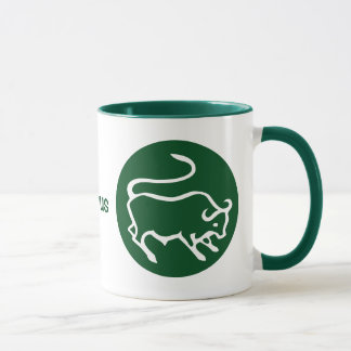 Taurus Zodiac Sign Mug