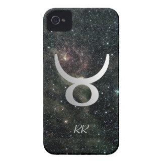 Taurus Zodiac Star Sign Universe Blackberry Case