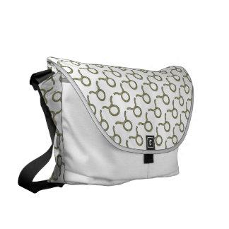 Taurus Zodiac Symbol Element Commuter Bag