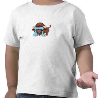 Tav the Buffalo, Hebrew Aleph Bet (Alphabet) Tees