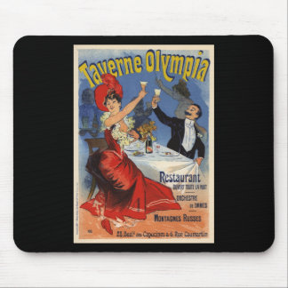 Taverne Olympia Mouse Pad