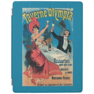 Taverne Olympia Promotional Poster iPad Cover