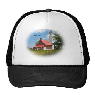 Tawas Point Lighthouse. Cap