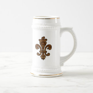 Tawny Gold Goth Beer Steins