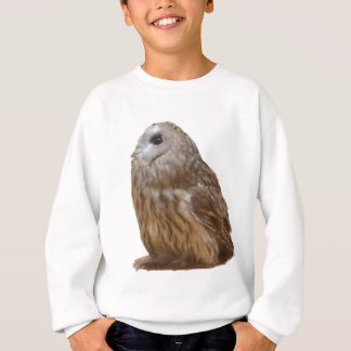 Tawny Owl pattern Sweatshirt