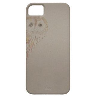 Tawny Owl Peek-a-boo iPhone 5 Covers