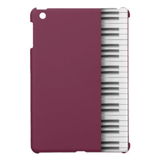 Tawny port piano iPad mini case