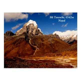 Tawoche Postcard