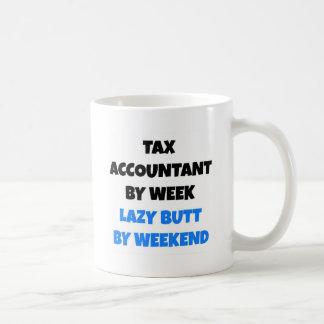 Tax Accountant by Week Lazy Butt by Weekend Coffee Mug