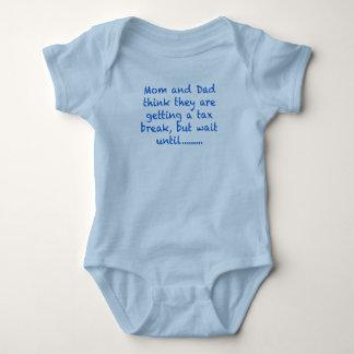 Tax Break Infant Creeper