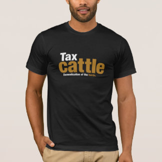 Tax Cattle Men's T-shirt