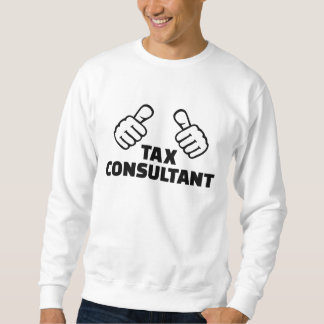 Tax consultant sweatshirt