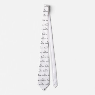 Tax Deduction Tie
