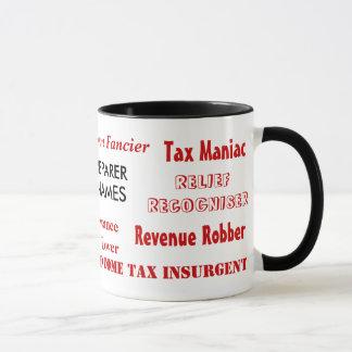 Tax Preparer Nicknames