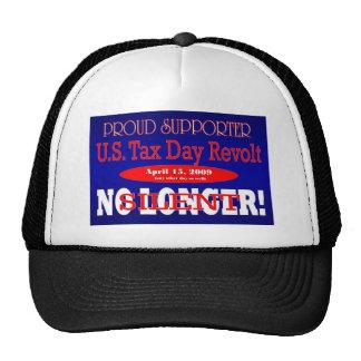 Tax Revolt Mesh Hat