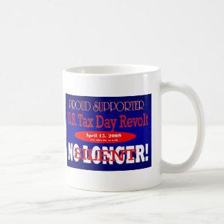 Tax Revolt Coffee Mugs