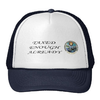 Taxed Enough Already Hat