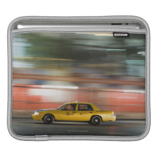 Taxi Cab iPad Sleeve
