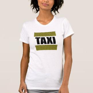 Taxi Cab Tshirt