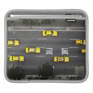 Taxi Cabs iPad Sleeve