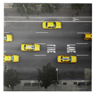 Taxi Cabs Tile