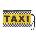 Taxi! Clutch Wristlets