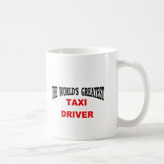 taxi driver coffee mugs