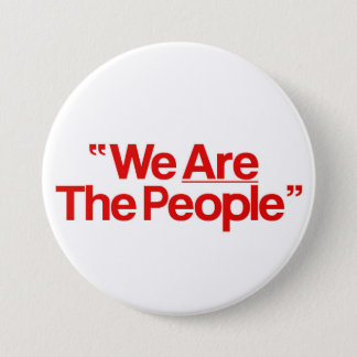"Taxi Driver ""incoming goods of acres The People "" 7.5 Cm Round Badge"