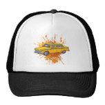 Taxi Driver Mesh Hats