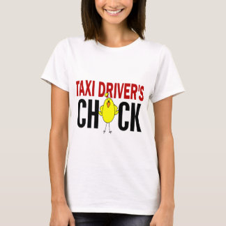 Taxi Driver's Chick T-Shirt