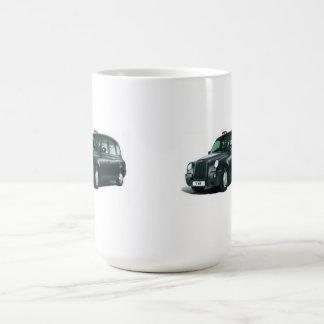 Taxi Hackney Carriage Mug
