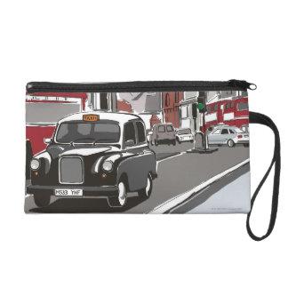 Taxi in London Wristlet