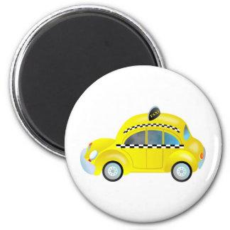 Taxi Fridge Magnet