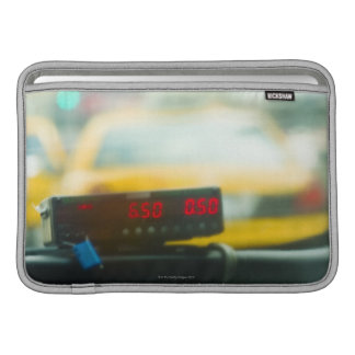 Taxi Meter MacBook Sleeve