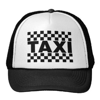 Taxi ~ Taxi Cab ~ Car For Hire Cap