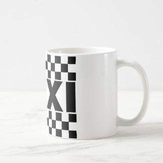 Taxi ~ Taxi Cab ~ Car For Hire Coffee Mug