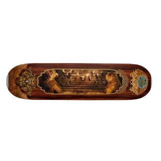 Taxidermy - Home of the three bears Skateboard Decks